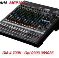 1 Mixer bàn Yamaha MGP16X chuyên hội trường sân khấu