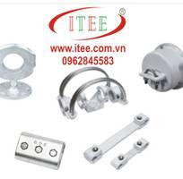 2 Kẹp Cực Cho Ống Nhôm Thanh Cái  Power connector for aluminum tube