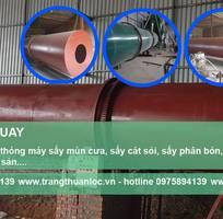 2 Chuyên chế tạo máy sấy mùn cưa cho dây chuyền sản xuất củi ép
