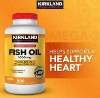 1 Fish Oil Omega3 - Hàng Mỹ Về