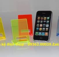 17 Giá trưng bày, kệ trưng bày điện thoại cho các siêu thị bằng mica
