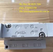 Van điện từ SMC SY7140-5DZ-03 - Công Ty TNHH Natatech