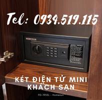 Két sắt mini cho khách sạn - Két điện tử Homesun