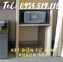3 Két sắt mini cho khách sạn - Két điện tử Homesun