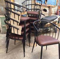 3 Ghế sắt cafe sân vườn đẹp giá rẻ