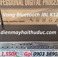 3 Vang cơ chống hú JBL-K12 Plus hỗ trợ Bluetooth xa đến 10m