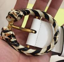 4 Thắt lưng GUCCI White authentic italy new 100. .