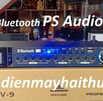 Vang karaoke PS Audio-SV9 hỗ trợ chống hú, Optical, bluetooth
