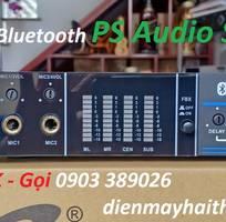 1 Vang karaoke PS Audio-SV9 hỗ trợ chống hú, Optical, bluetooth