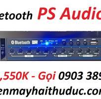 2 Vang karaoke PS Audio-SV9 hỗ trợ chống hú, Optical, bluetooth