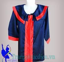 Áo cử nhân tiểu học - May áo cử nhân tiểu học