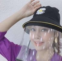 Mũ chống nắng - chống virus cho người lớn