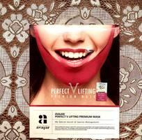 1 Mặt nạ tạo hình V-Line Avajar Perfect V Lifting Premium Mask