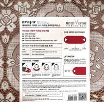 5 Mặt nạ tạo hình V-Line Avajar Perfect V Lifting Premium Mask