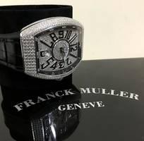 6 Đồng hồ Franck Muller Vanguard V41 Steel Custom Full Diamond