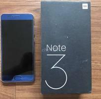 Mi note 3 6/128gb fullbox
