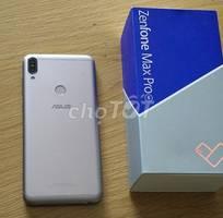 1 Asus zenfone max pro m1 bạc