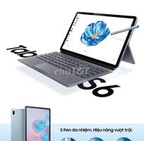 Samsung tab s6 + cover
