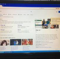 2 Máy tính chống cháy xem phim nghe nhạc, lướt web
