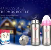 Bình sữa giữ nhiệt có quai baby better bs-4515 (240ml)