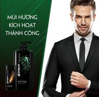 1 Combo dầu gội nước hoa x-men for boss luxury 650g + dầu gội nước hoa x-men for boss motion 150g