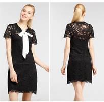 2  váy đầm phối ren chiết eo, hàng nhập, chất đẹp, mặc tôn dáng