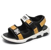 2 Dép sandal nam quai hậu thể thao và khỏe khoắn xd47
