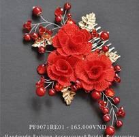 2 Lược hoa cài tóc pf0071re01