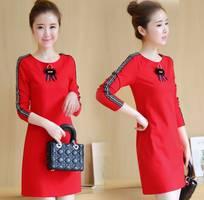 2 Đầm ôm thời trang thanh lịch quý phái 118
