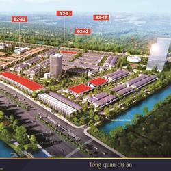 Mở bán dự án mới đối diện hồ sinh thái Bàu Tràm - Liên Chiểu, Đà Nẵng giá chỉ từ 13tr/m2