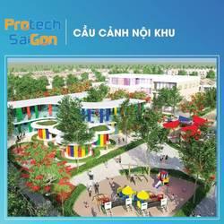 Đất nền nam Sài Gòn - New Bình Chánh sổ hồng riêng từng nền cơ hội đầu tư tuyệt vời