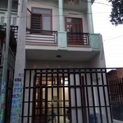 Bán nhà 1 trệt 1lầu Tân Phước Khánh giá 1tỷ300tr