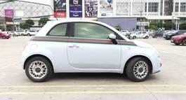BÁN FIAT 500C NHỎ XINH THỜI TRANG 2 CỬA ITALY.