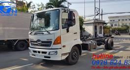 XE TẢI HINO 6.5 TẤN FC THÙNG DÀI 5M7 - 6M7 -7M2