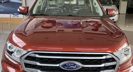 2019 FORD EVEREST AMBIENTE 2.0L MT 4X2