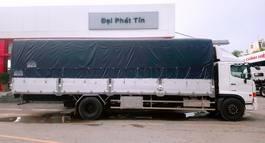 XE TẢI HINO FG8JT7A 8 TẤN - THÙNG MUI BẠT NHÔM FULL INOX - DÀI 8M8