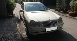 BÁN XE MERCEDES C200 ĐỜI 2003