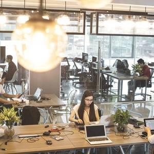Văn phòng đẳng cấp 5 sao tại Kim Mã