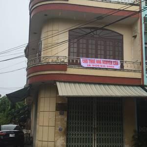 Cho thuê nhà nguyên căn 2 mặt tiền  góc Phạm Ngọc Thạch và Nguyễn Văn Tố