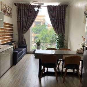 Cho thuê căn hộ full nội thất đường Hồ xuân Hương gần biển Mỹ khê