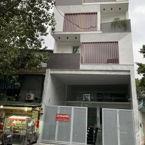 Cho Thuê Mặt bằng Văn phòng, kinh doanh - Tân Bình -  7x21   453m2 - 3 tầng - 1 hầm