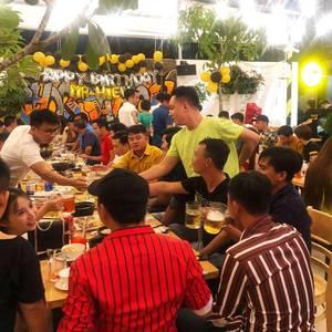 Sang quán nhậu - Chợ Ốc Sài Gòn