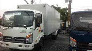 Bán  xe tải vt 260 giá rẻ thùng dài 6,2 m