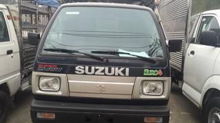 Bán xe Suzuki xe tải 5 tạ có thùng bạt, thùng kín