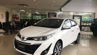 Toyota Mỹ Đình bán xe Yaris G CVT  2019, giá tốt nhất tại Hà Nội
