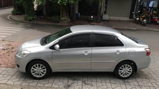 Nhà tôi bán xe TOYOTA VIOS 1.5E màu ghi bạc, sx 2012, chính chủ gia đình từ đầu...