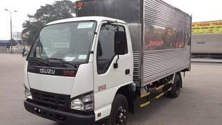 Bán xe tải isuzu 1.9 tấn trả góp 90 tren toàn quốc