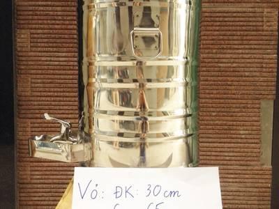 Bình inox cách nhiệt hai lớp chất lượng cao 8