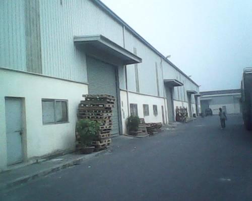 Cho thuê kho xưởng Nhổn, Diễn, tại  2E KCN Minh Khai  Từ Liêm  Hà Nội CTy Hà An, DT: 400 1 000 2500m2