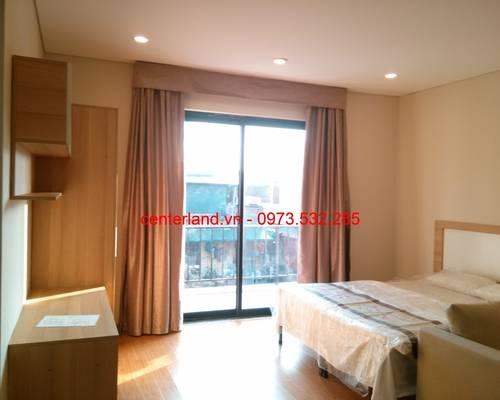 Cho thuê căn hộ mới hoàn thiện đủ nội thất phố Trần Hưng Đạo   Lê Duẩn